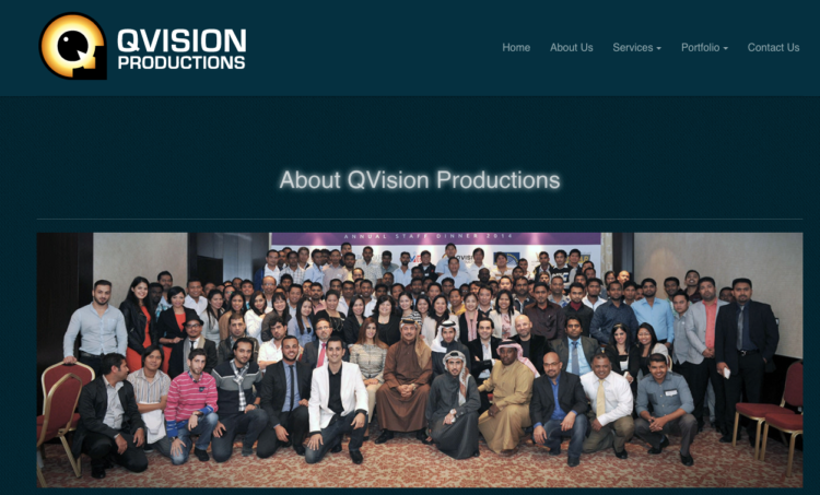 QVision Productions