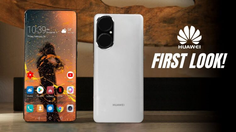YouTube Huawei P50 Pro - FIRST LOOK